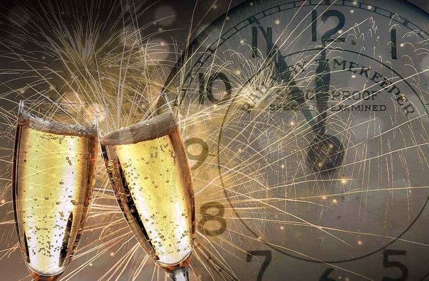Aufgeräumt ins neue Jahr