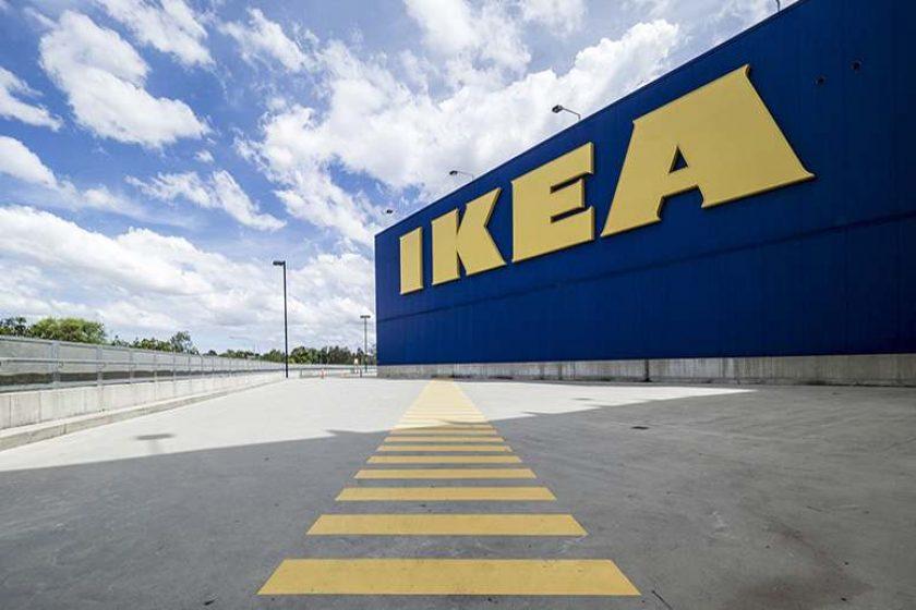 Aufräumcoach Rita Schilke auf Entdeckertour bei IKEA Waltersdorf