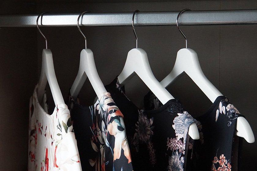Aufräumtipps für das Kleiderschrank-Ausmisten