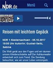 NDR1 der neue Aufräumwahn