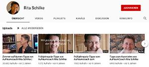 Rita Schilke auf Youtube