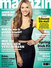 Titelblatt: Rhein Main Magazin 5/2019