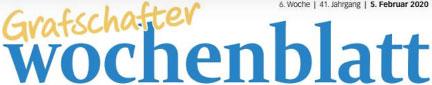 Logo: Grafschafter Wochenblatt