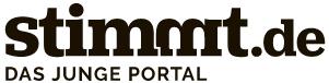 Logo: stimmt.de